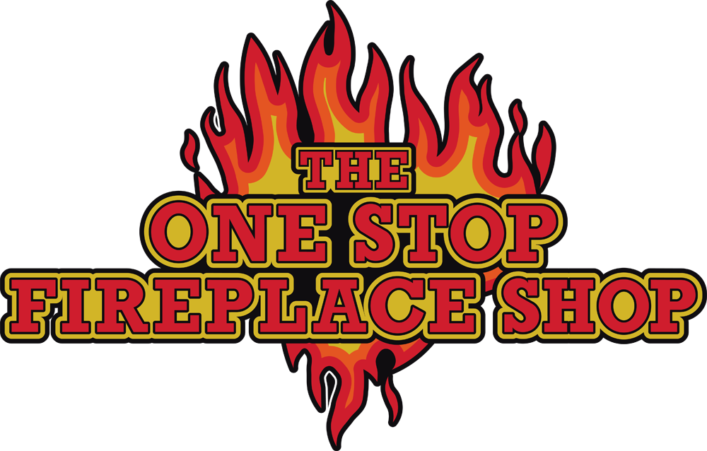 The One Stop Fireplace Shop Logo